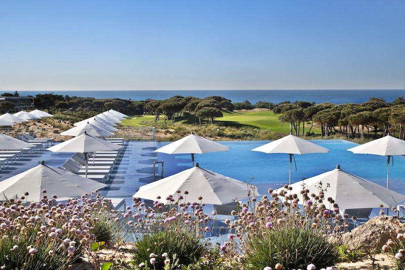 Atlantic Pool at The Oitavos - Oitavos Dunes - Portugal's Nº1 Golf Course