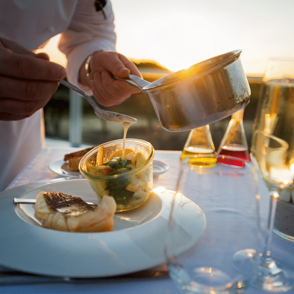 Cuisine at Oitavos Dunes - Portugal's Nº1 Golf Course